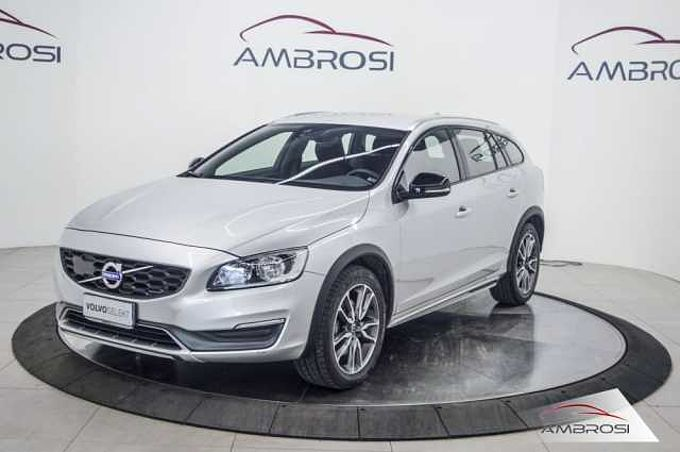 Volvo V60 I D4 AWD Geartronic Business